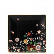 Square Tidbit Plate/Tray, 15cm - Oriental Jewel