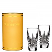 Lismore Diamond - Set/2 Shot Glasses, 9.5cm, 60ml
