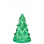 2018 Christmas Tree Sculpture, 11.5cm - Green - Medium