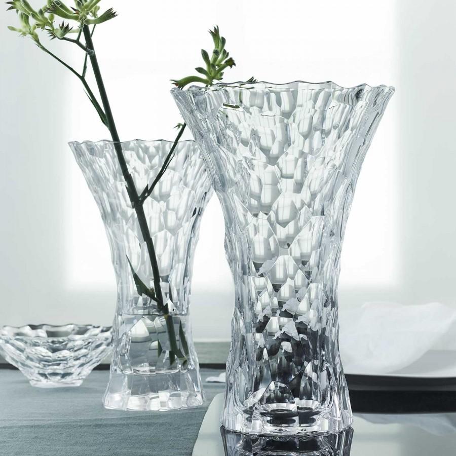 Crystal Vase 28cm William Ashley China