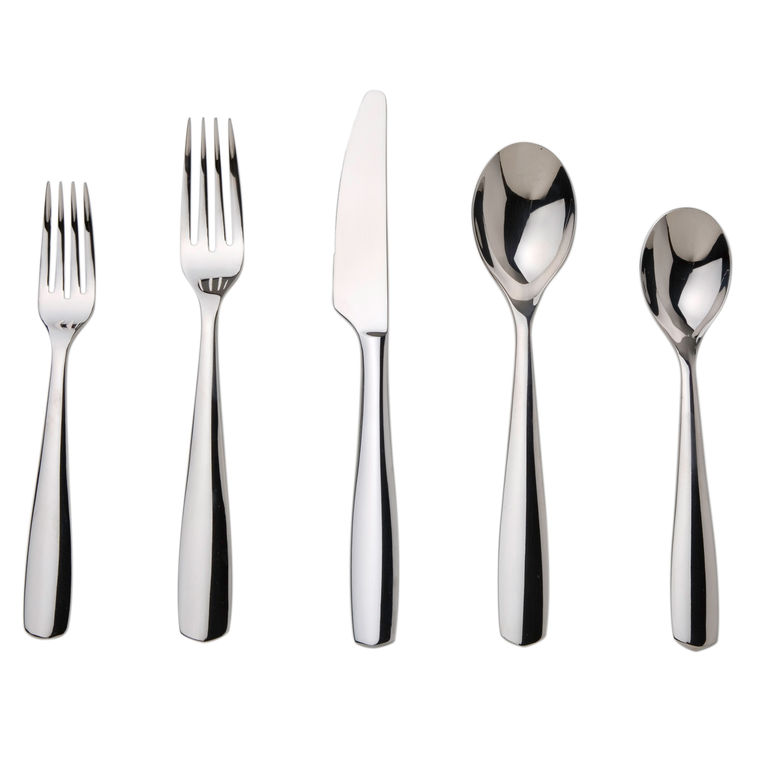 5 Piece Place Setting - Serrated