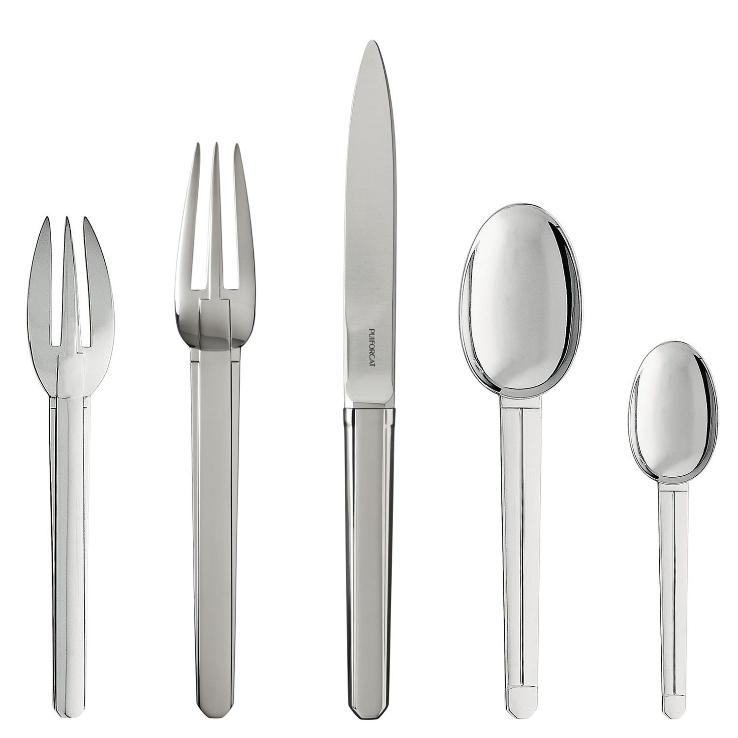 5 Piece Place Setting - Dessert Spoon