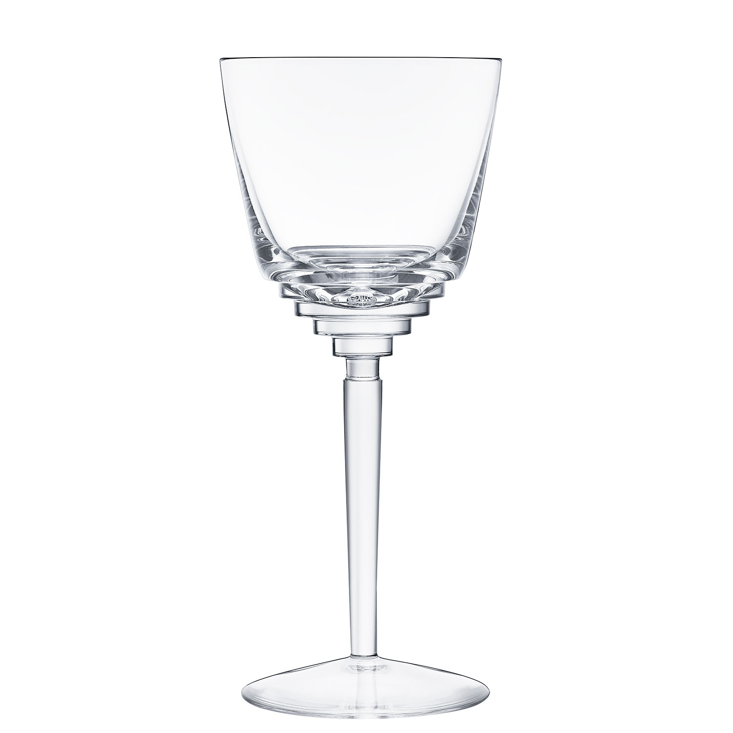American Water Glass/Goblet, 22cm, 350ml - Clear - No.1