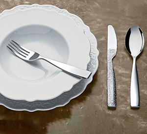 Alessi Dressed Dinnerware