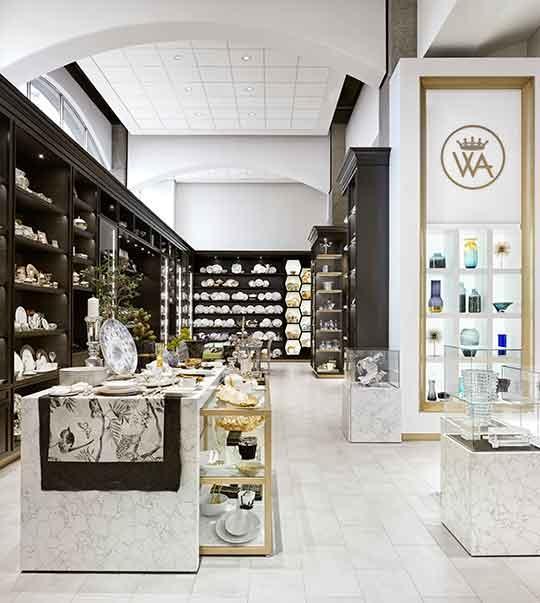 William Ashley Flagship Store - Interior