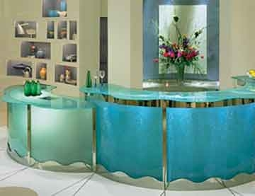 William Ashley Manulife Store - Water Bar