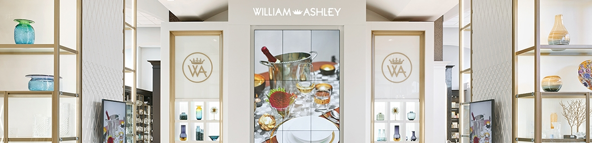 William Ashley China - Flagship Store 2018